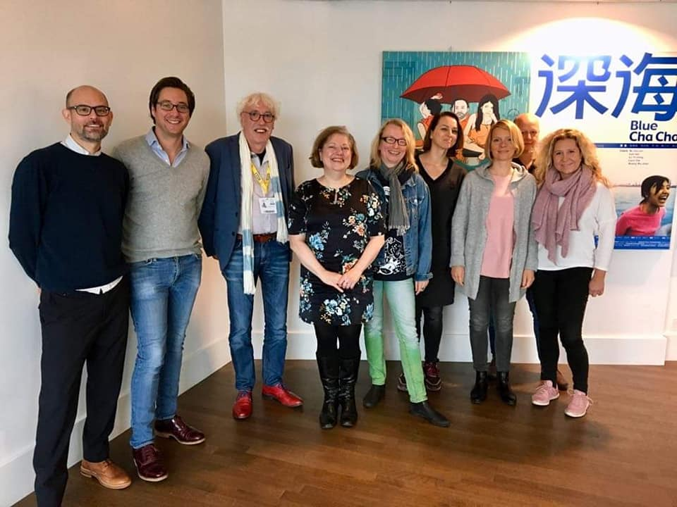 Board meeting Amsterdam
